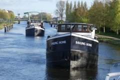 Sailing Home 1